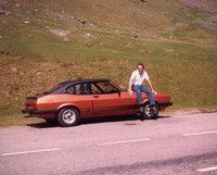 1982 Ford Capri Overview