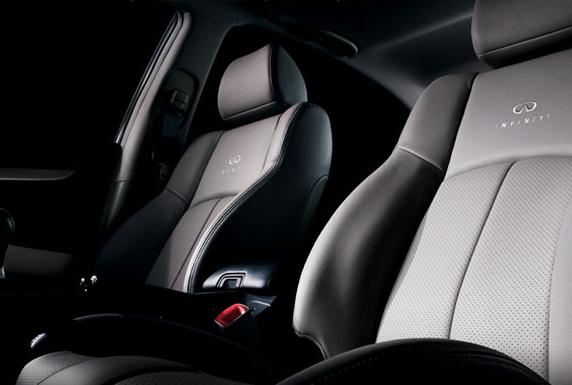 2012 INFINITI G37, Seat Close-up., interior, manufacturer
