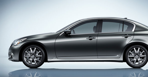 2012 INFINITI G37, Side View., exterior, manufacturer