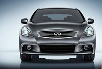 2012 INFINITI G37, Front View. , exterior, manufacturer, gallery_worthy