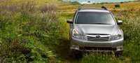 2012 Subaru Outback, Front View., exterior, manufacturer