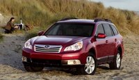 2012 Subaru Outback Overview
