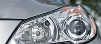 2012 Subaru Outback, Close-up of headlight. , exterior, manufacturer