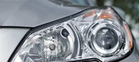 2012 Subaru Outback, Close-up of headlight. , manufacturer, exterior