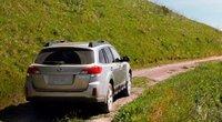 2012 Subaru Outback, Back View. , exterior, manufacturer