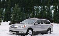 2012 Subaru Outback, Front quarter view. , exterior, manufacturer