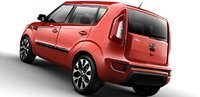 2012 Kia Soul, Back quarter view. , exterior, manufacturer