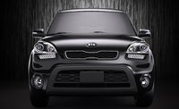 2012 Kia Soul, Front View. , exterior, manufacturer, gallery_worthy