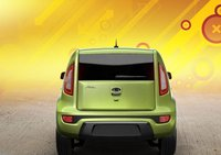 2012 Kia Soul, Back View. , exterior, manufacturer, gallery_worthy