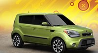 2012 Kia Soul, Front quarter view. , exterior, manufacturer, gallery_worthy
