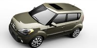 2012 Kia Soul, Front quarter view, exterior, manufacturer, gallery_worthy