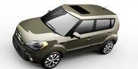 2012 Kia Soul, Front quarter view, exterior, manufacturer
