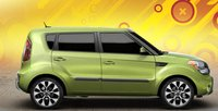 2012 Kia Soul, Side View. , exterior, manufacturer