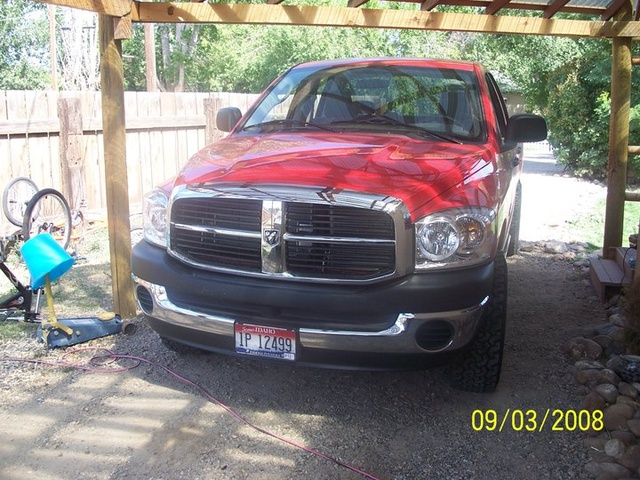 Picture of 2008 Dodge Ram 1500