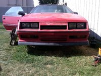 1986 Dodge Daytona Picture Gallery