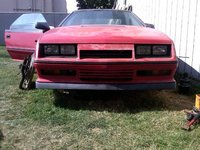 1986 Dodge Daytona picture, exterior
