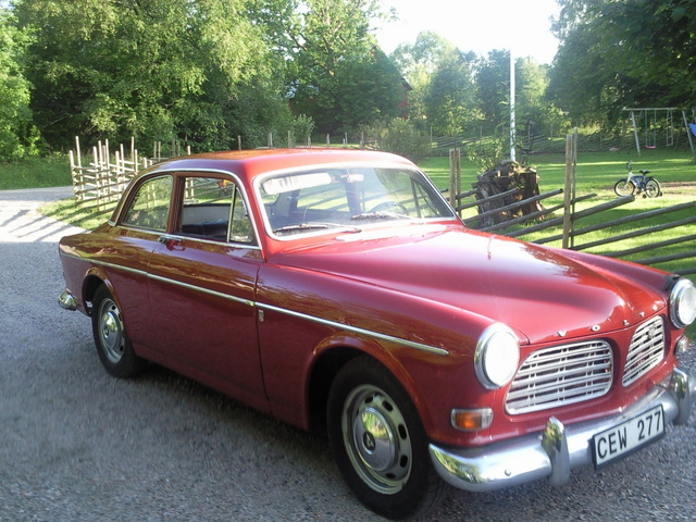 1967 Volvo 121 Amazon Automatic