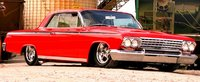 1962 Chevrolet Impala, Maken til min, exterior