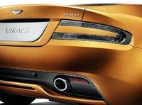2000 Aston Martin Virage Overview