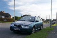 2003 Skoda Octavia, Front!, exterior