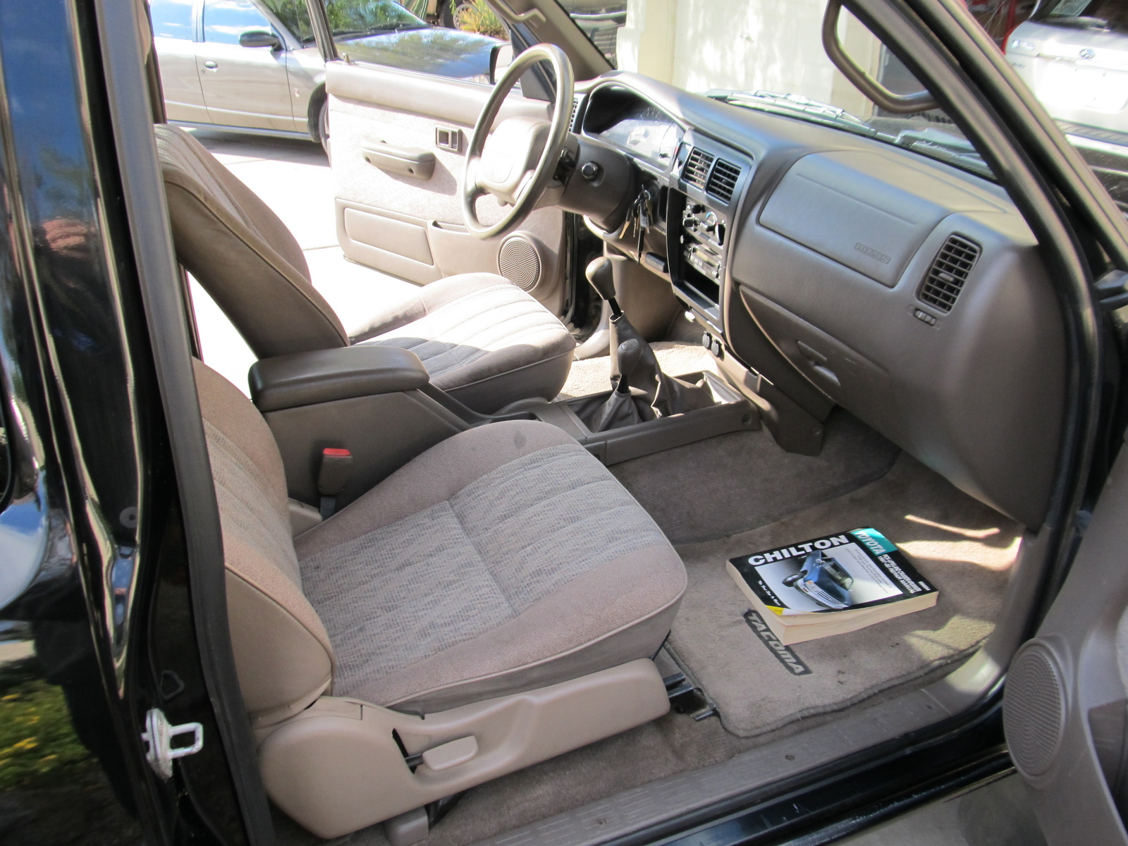 1999 Toyota Tacoma Interior Parts Www Indiepedia Org