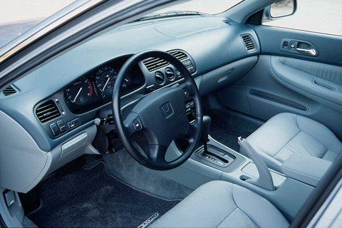 1995 honda accord interior pictures cargurus. Black Bedroom Furniture Sets. Home Design Ideas