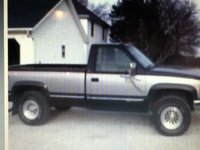 1991 Chevrolet C/K 3500 Overview