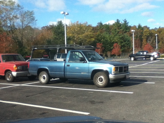 Picture of 1989 GMC Sierra C/K 1500, exterior