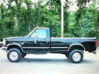 1995 Ford F-350 Overview
