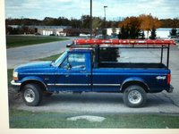 1996 Ford F-350 Overview