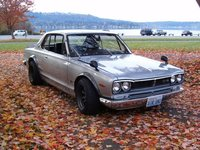 1970 Datsun 2000 Overview