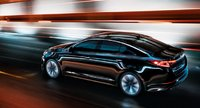 2012 Kia Optima, Back quarter view , manufacturer, exterior