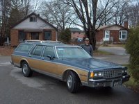 1983 Chevrolet Caprice Overview