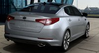 2012 Kia Optima, Back quarter view., manufacturer, exterior