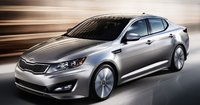 2012 Kia Optima, Front quarter view. , manufacturer, exterior