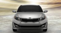 2012 Kia Optima, Front View. , exterior, manufacturer