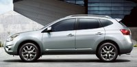 2012 Nissan Rogue, Side View. , exterior, manufacturer