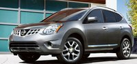 2012 Nissan Rogue, Front quarter view. , exterior, manufacturer
