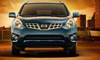 2012 Nissan Rogue, Front View. , exterior, manufacturer