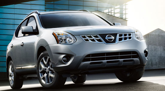 Looking for a New Nissan Rogue in your area?