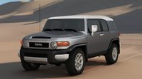 2012 Toyota FJ Cruiser Overview
