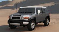 2012 Toyota FJ Cruiser Picture Gallery