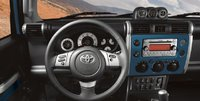 2012 Toyota FJ Cruiser, Steering Wheel. , interior, manufacturer