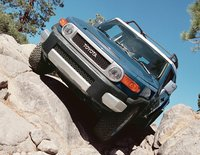2012 Toyota FJ Cruiser, Front quarter view. , exterior, manufacturer, gallery_worthy