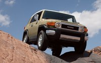 2012 Toyota FJ Cruiser, Front View. , exterior, manufacturer