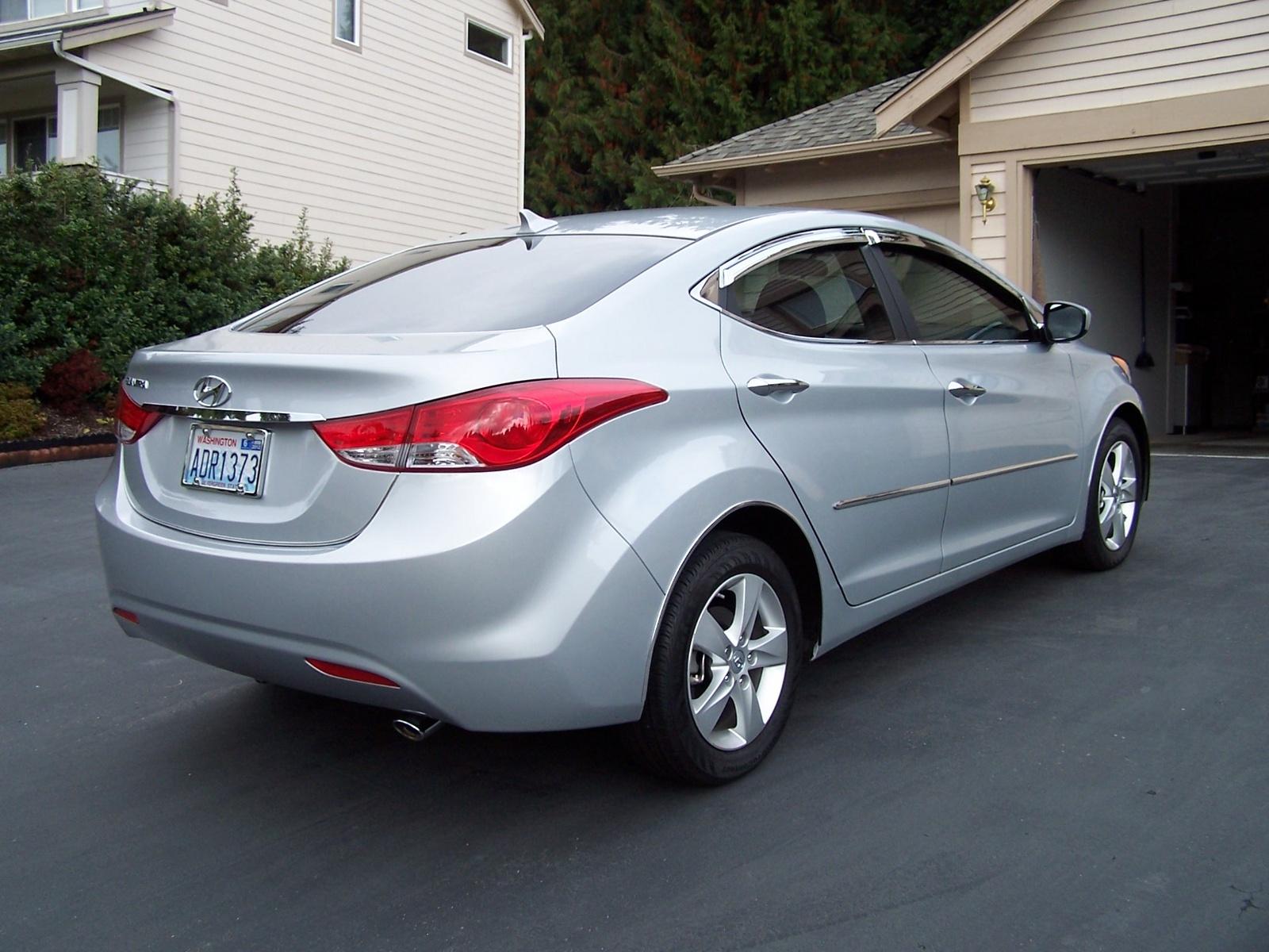 2012 Hyundai Elantra Exterior Pictures Cargurus