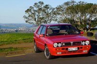 1989 Lancia Delta Overview