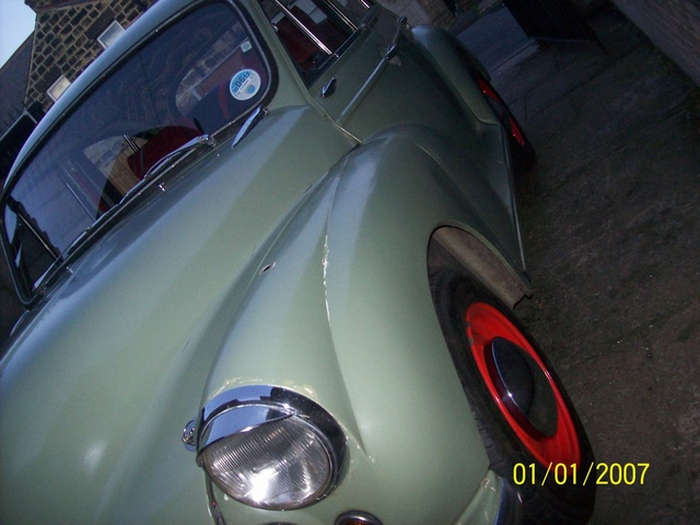 Picture of 1958 Morris Minor
