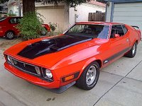 1973 Ford Mustang Picture Gallery