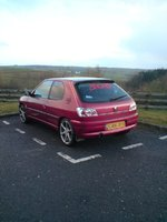 1998 Peugeot 306 Picture Gallery